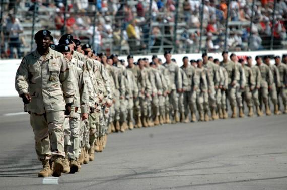 army_line