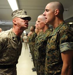 USMC Drill Instructor
