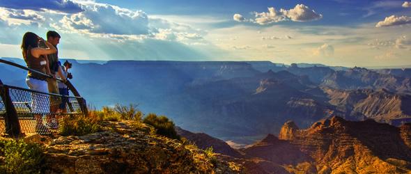 Overlook Grand Canyon