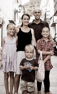 Hearn Family Spain