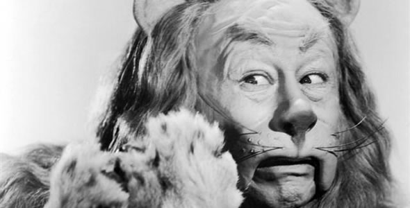 Courage - The lion from Wizard of Oz