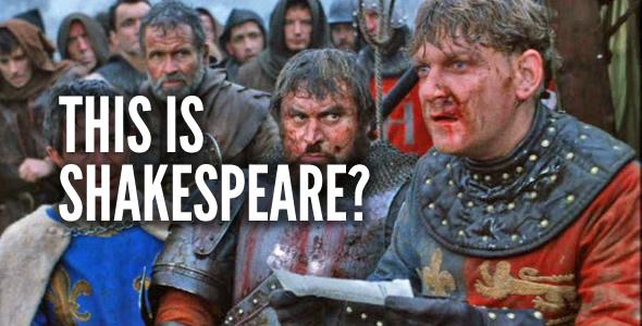 Shakespeare Henry V St Crispin