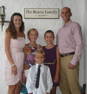 Hearn Family, est 1999