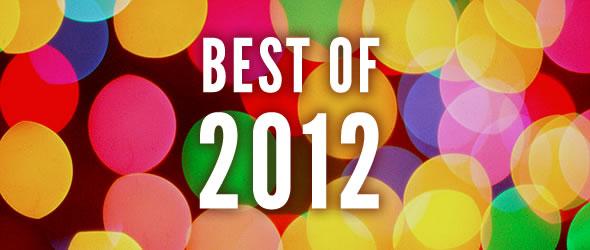 Popular Posts of 2012