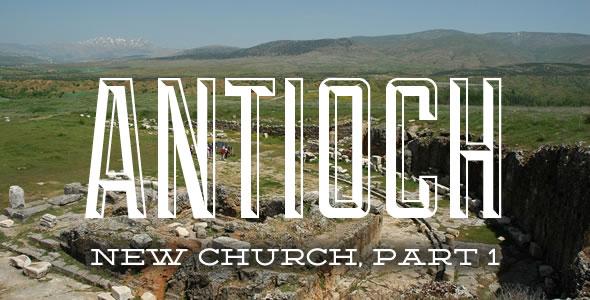 Creating Antiochs