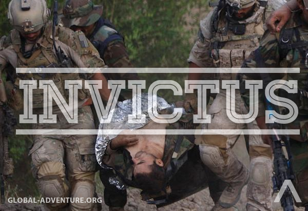 military medical training exercise
